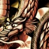Japanese Dragon - Digital Painting