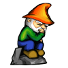 Thinker Gnome Design