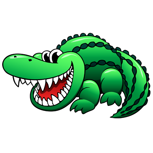 cartoon_alligator_by_claytonkashuba