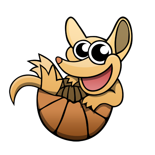cartoon_armadillo_by_claytonkashuba