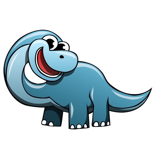 cartoon_brontosaurus_by_claytonkashuba