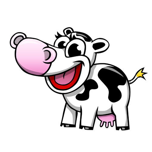 cartoon_cow_by_claytonkashuba