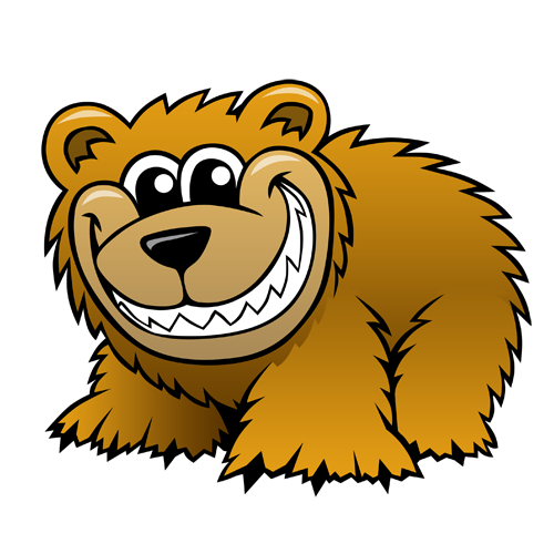 cartoon_grizzlybear_by_claytonkashuba