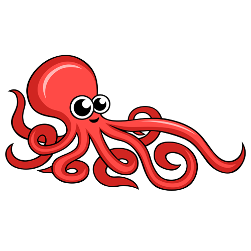cartoon_octopus_by_claytonkashuba