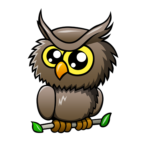 cartoon_owl_by_claytonkashuba