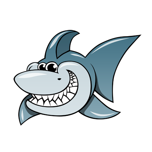 cartoon_shark_by_claytonkashuba