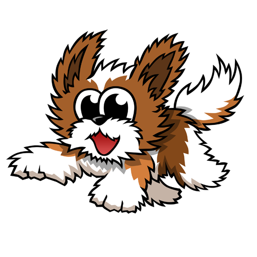 cartoon_shihtzu_by_claytonkashuba